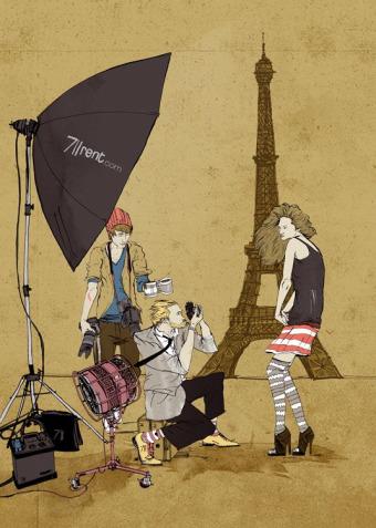 711rent Paris gallery