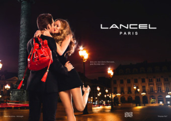 Client: Lancel gallery