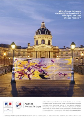 Client: Agence France Trésor gallery