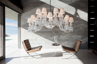 Client: Baccarat gallery