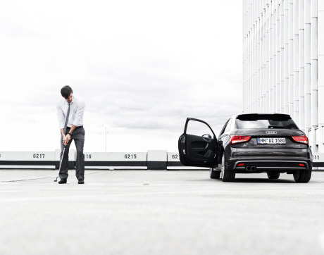 Client: AUDI Xtra gallery