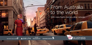 Client: Virgin Australia gallery