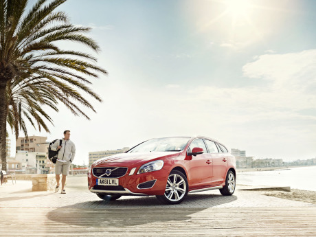 Photo: Simon Winnall for Volvo gallery