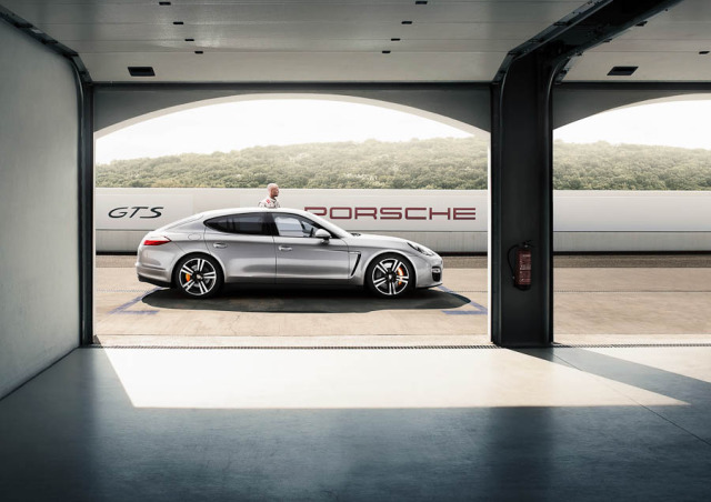 Photographer: Patrick Staud for Porsche's magazine 'Christophorus' gallery