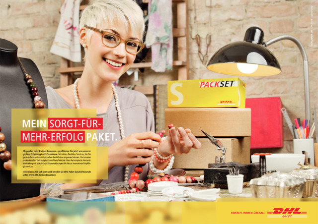 Client: DHL-Paket gallery