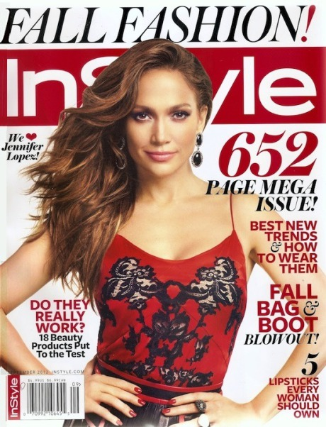 JLO for InStyle (co-production) gallery