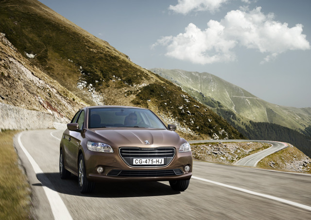 Client: Peugeot 301 CGI Campaign gallery