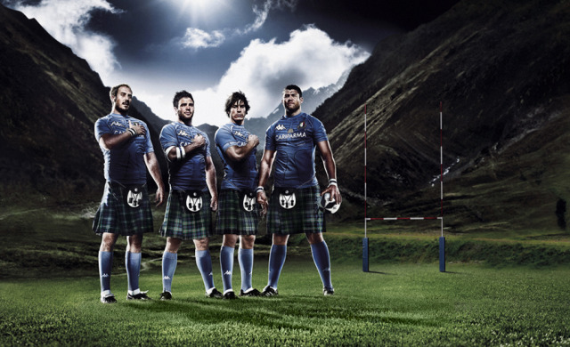 Client: Italian Rugby Team for Glen Grant gallery
