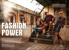 Client: Deichmann Magazine, worldwide gallery