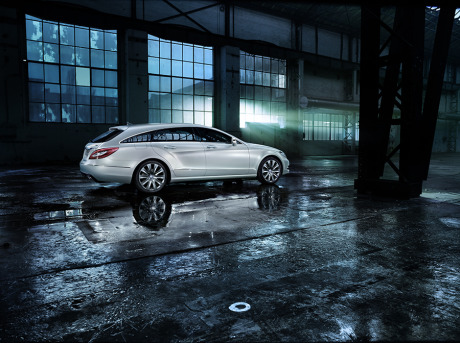 Mercedes-Benz CLS Shooting Brake gallery