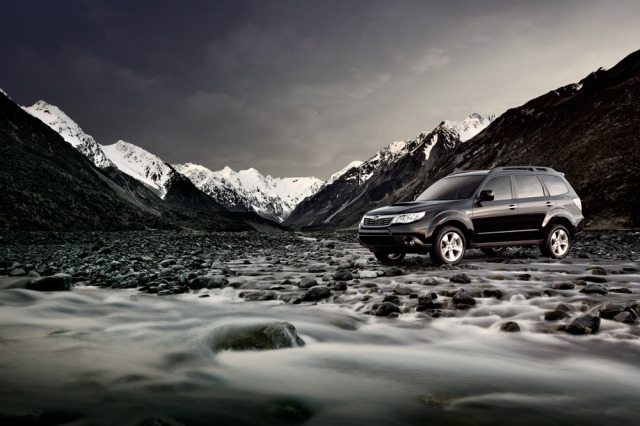 Client: Subaru New Zealand gallery