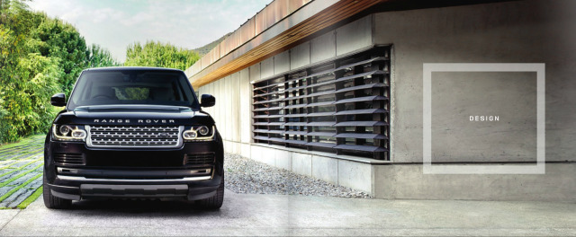 Campaign: Range Rover gallery