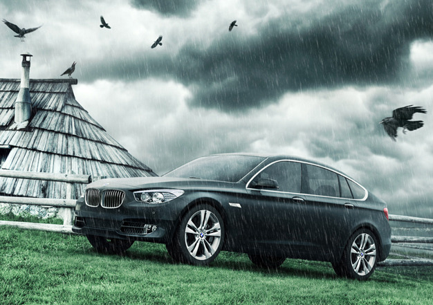 Client: Da! – Selfpromotion – BMW GT5 gallery