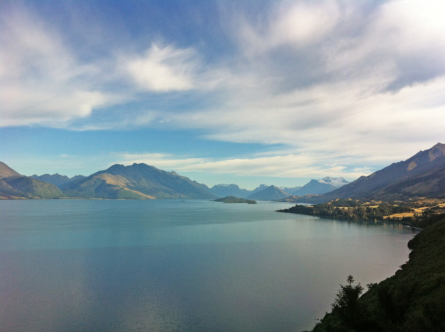 Behind the scenes – Queenstown Vista gallery