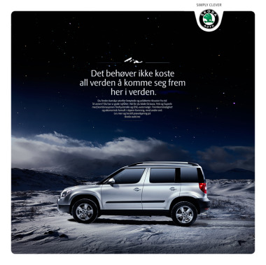 Client: Skoda Norway gallery