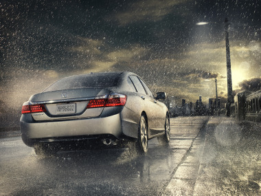 Honda Accord Brochure & Print Campaign gallery