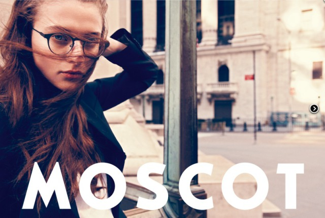 Client: Moscot gallery