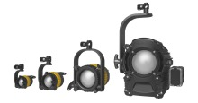 The new dedolight LED light series (DLED) gallery