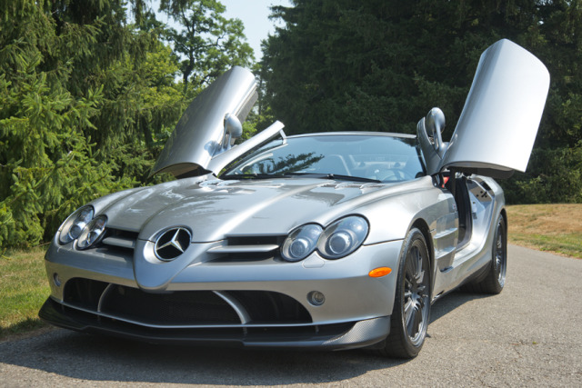 Wal-Mart: Dream Car Calendar: Mercedes Mclaren 722S gallery