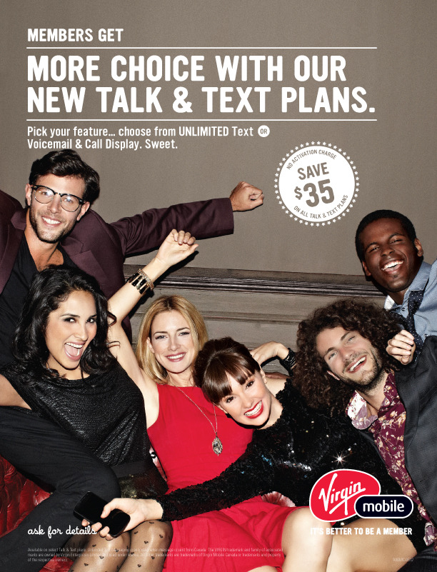 Client: Virgin Mobile gallery