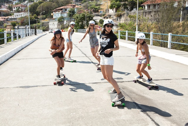"Product: Webserie ""Till Sunset"" with Long Board Girls Crew for Farm Rio gallery"