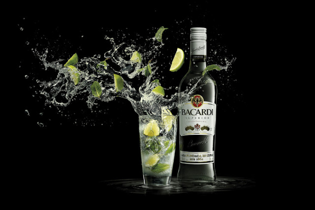 Client: Bacardi gallery