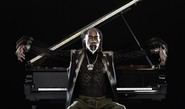 Composer and DJ Elbee Bad for Bechstein gallery