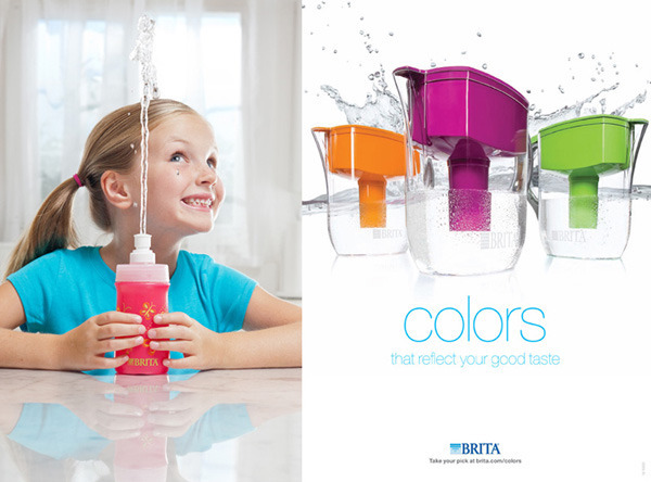 The Brita ad gallery