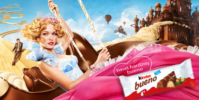 Client: Kinder Bueno gallery