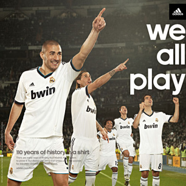 Client: Adidas - Real Madrid gallery