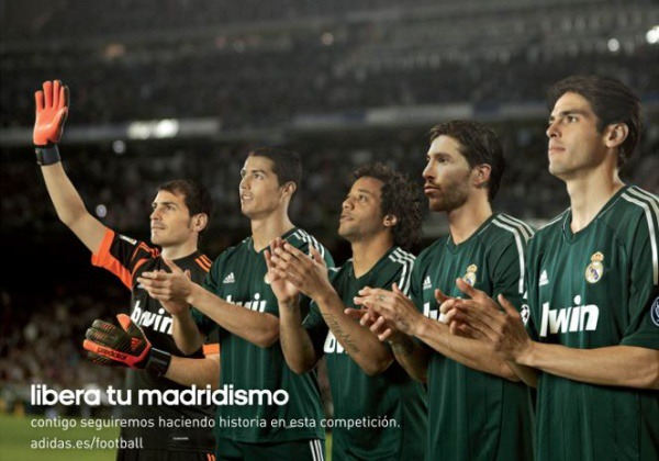 Client: Adidas - Real Madrid Verde gallery