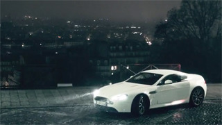 Director: Patrick Staud for Aston Martin Vantage Paris (long version) gallery