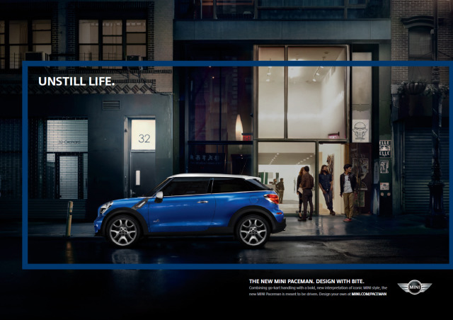 Title: Mini Paceman gallery