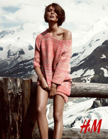 H&M with Daria Werbowy gallery