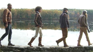 Client: Timberland - Location: Moore State Park, Massachusetts gallery
