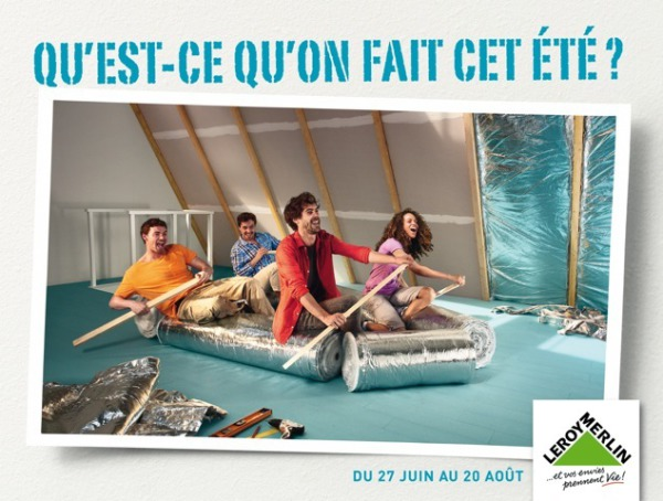 Mais ou et donc paris issue 369 showcase oct 2012 magazine production par - Leroy merlin magazine ...