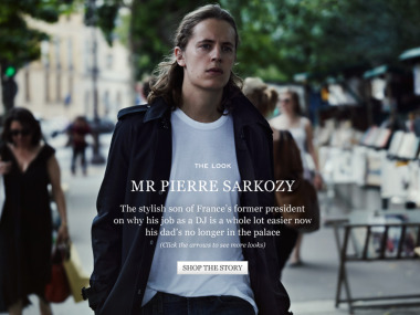 Client: Mr. Porter Campaign gallery