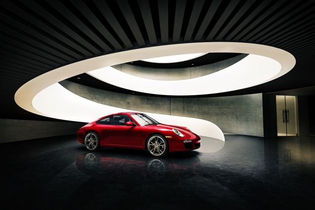 CGI: Porsche and Environment Rocket Studio gallery