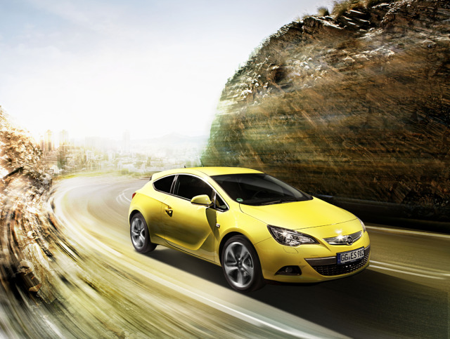 Opel Astra 3 gallery