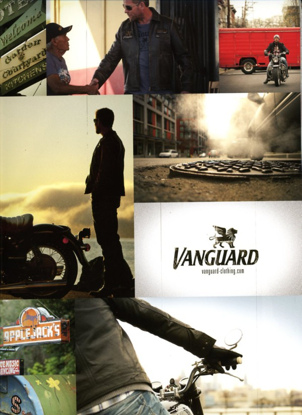 Client: Vanguard gallery