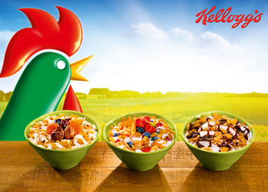Client: Kellogg's  gallery