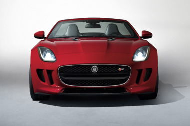 Jaguar: F-Type launch photography gallery