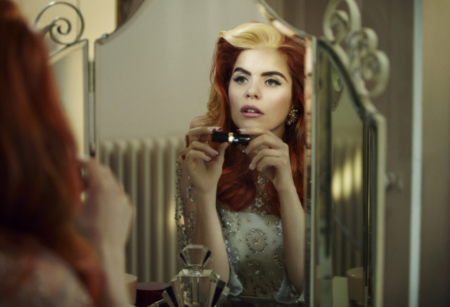 Artist: Paloma Faith for Sony Music gallery