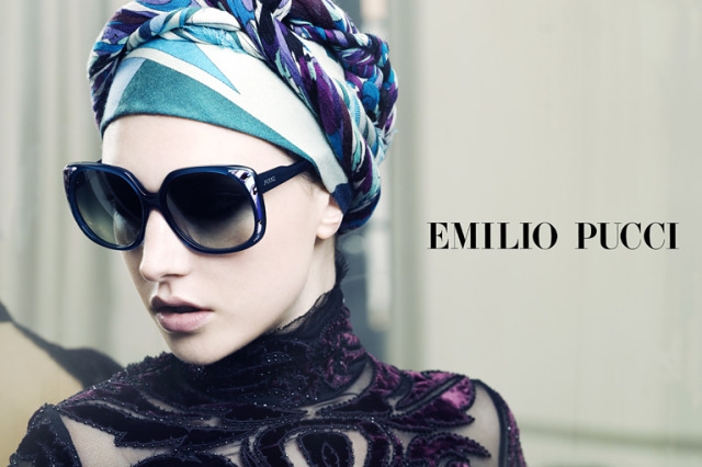 Photo: Juan Aldabaldetrecu for Emilio Pucci gallery