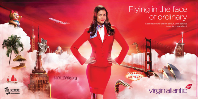 Client: Virgin Atlantic Airways gallery
