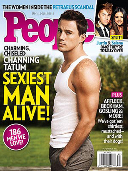Client: People Magazine, Sexiest Man Alive Issue gallery