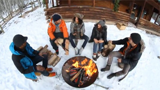 Client: Timberland - Shooting in Aspen, Colorado gallery