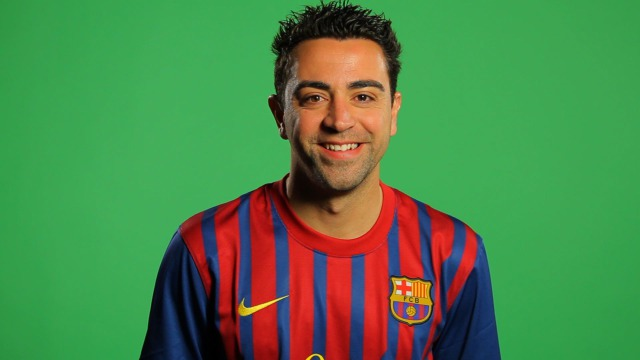 Xavi for ESPN gallery