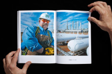 Client: Hess Corporation gallery