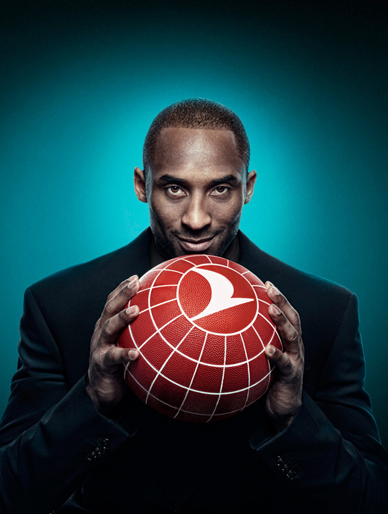 Turkish Airlines - Kobe Bryant gallery
